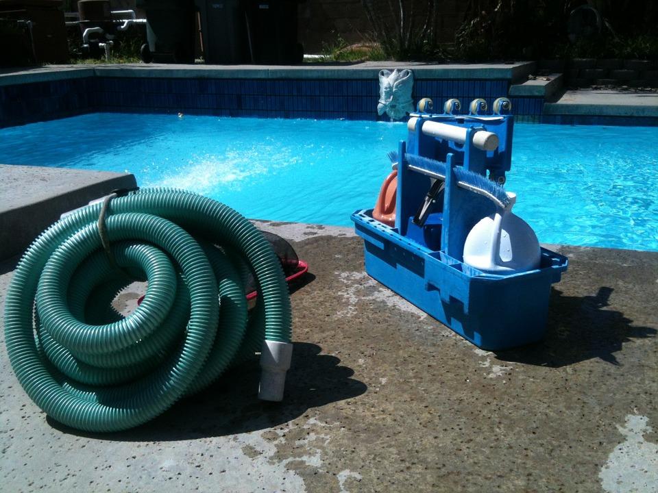 limpiamos tu piscina